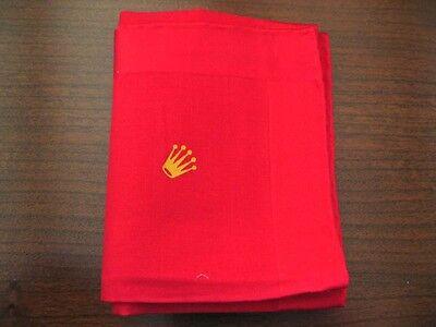 Vintage Unused Ladies Rolex Handkerchief With Buy it Now Feature