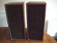 Vintage Celestion Ditton speakers : Original 15Watts series.