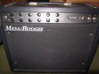 Mesa Boogie F 50 guitar amp