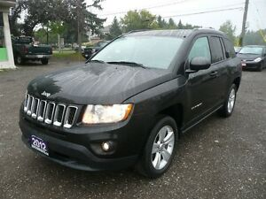 2012 Jeep Compass NORTH NEW TIRES LOW KM'S REMOTE STARTER HEATED