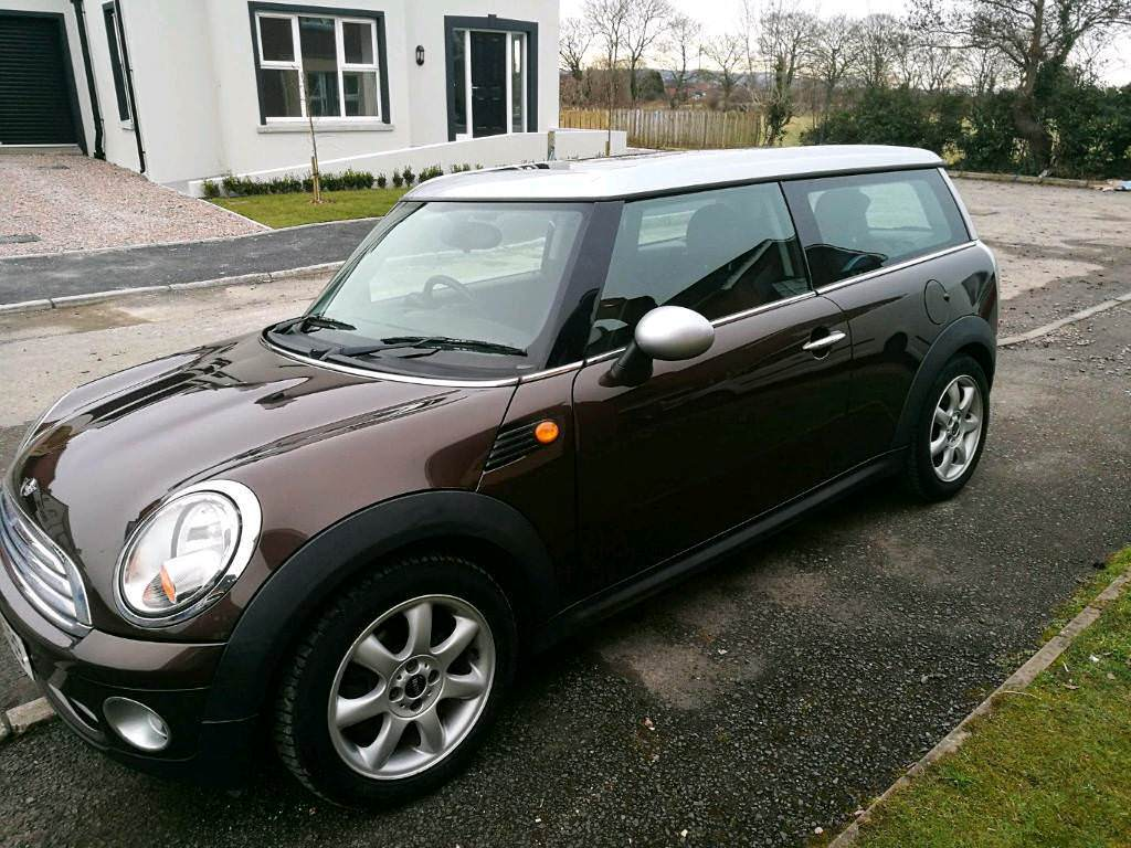 MINI Cooper Clubman 2008 1.6 Chili Pack
