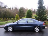 2005 (55) VOLVO S60 2.4 D5 SE 163 AUTO **2 LADY OWNERS - 11 STAMP SERVICE HISTORY**