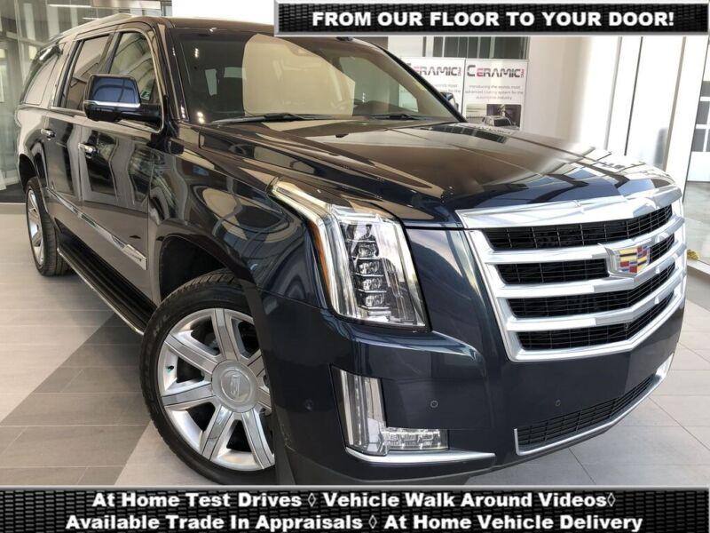 2017 Cadillac Escalade ESV Luxury | Cars & Trucks ...