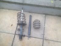 Original vw t5 coil over suspension kit