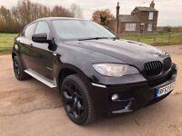 BMW X6 3.0 40d Auto xDrive 5dr£24,995 FREE WARRANTY NEW MOT
