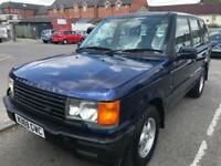 1996 Range Rover V8 4.6 HSE, Smooth Engine and Gearbox