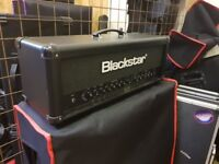 Blackstar ID:100TVP 100W Head and 4X12 Cab