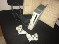 XBOX 360 FOR SALE - Bundle with 18 games included !!