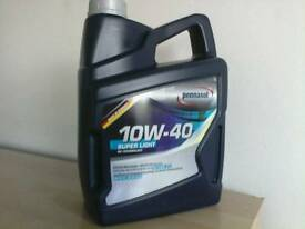 engine oil for sale 10w-40 , 5 litre ..£8