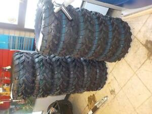 ATV TIRE SALE! TRAIL FIGHTER 6 PLY BRAND NEW SEE ADD FOR SIZES AND PRICES AVAILABLE WHILE QTY LASTS