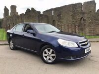 2008 (58) CHEVROLET EPICA ** 12 Month MOT ** Half Leather ** Diesel ** Only 85,000 Miles **