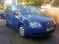 (VW) Volkswagen Touran 1.9 TDI BLUE £1600 ONO