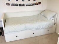 Ikea Hemnes Single Day Bed
