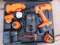 18v precision multi drill