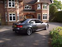 2008 BMW M3, Grey, 4.0, V8, E92, Manual, Coupe