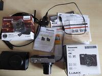 Panasonic LUMIX Digital Camera DMZ-TZ80