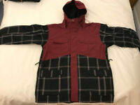 Mens Snowsports kit Jacket/Trousers/Mitts/Snowboard Boots