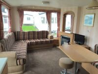 STATIC CARAVAN FOR SALE IN NORTH WALES- TY MAWR - PERFECT STARTER