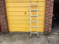 Aluminium Ladder/Step Ladder