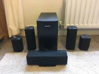 Samsung surround sound speakers