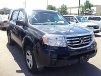 2012 Honda Pilot LX ALL WHEEL DRIVE LOW MILEAGE CLEAN CARPROOF