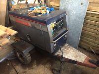 Honda silent welder /generator