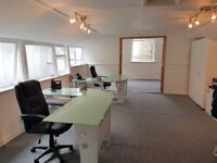 LARGE OFFICE SPACE WITH SPETACULAR VIEWS OVER THE ESTUARY