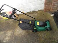 Electric Lawnmower for sale in good working order.
