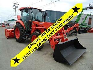 2014 kubota M7060 Tracteur / Loader / Souffleur
