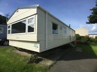 Static caravan for sale, stunning location New Quay West Wales