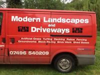 Wanted Landscape gardener