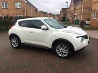 2012 NISSAN JUKE 1.6 DIG-T 190 BHP ACENTA SPORT, MOT 12 MONTHS, FULL SERVICE HISTORY, CRUISE