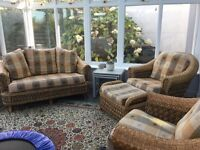 Conservatory furniture quality rrp £1800