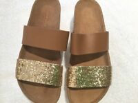 Sandals Size 5-6 and Size 6