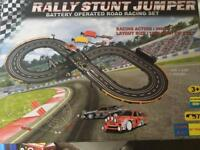 Rally stunt jumper