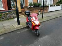 Honda lead in very clean condition 12 months MOT