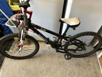 "24"" kids bike roughly age 9-12 fit"