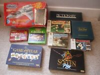 Vintage Retro 1980's Board Games Job Lot x 14