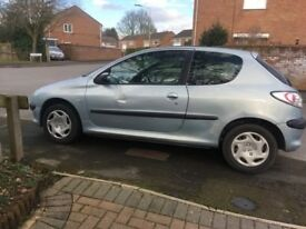 2003 Peugeot 206 for sale in Leicester