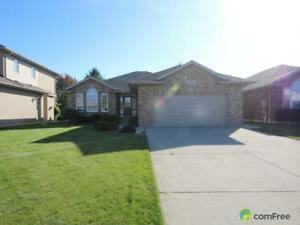 $439,900 - Bungalow for sale in Sarnia