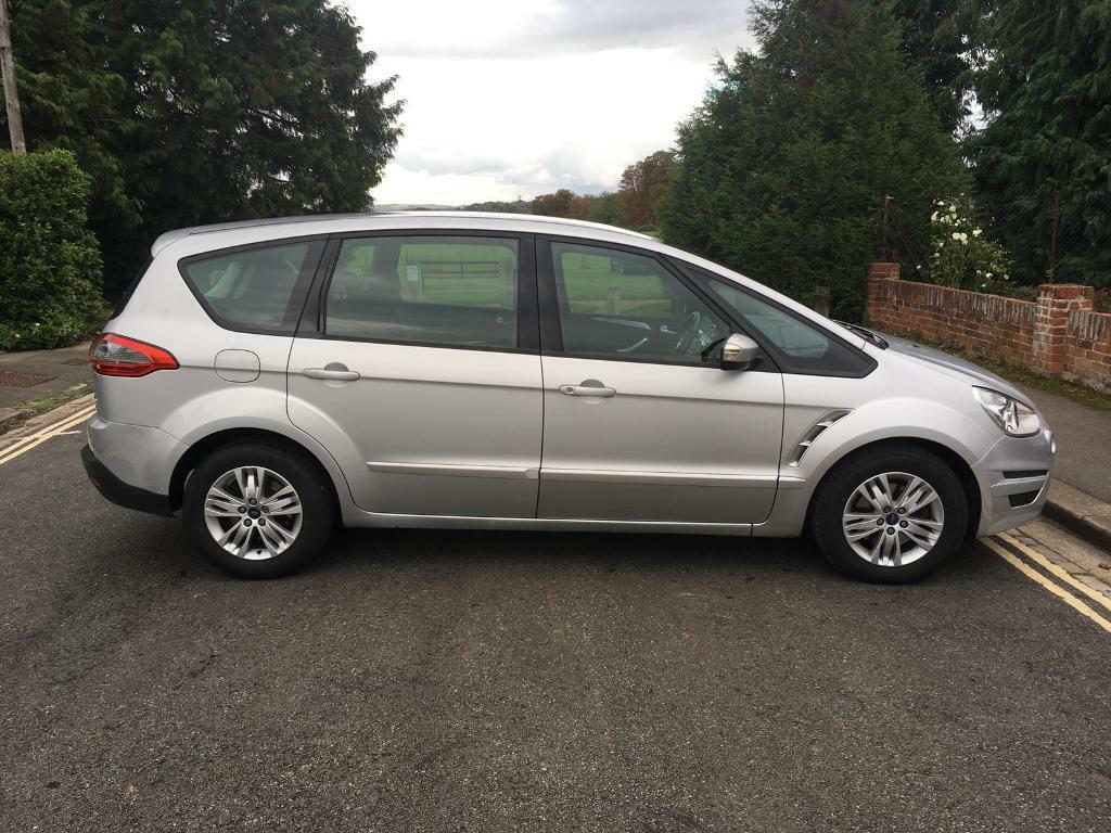 Ford S-Max 7 seater 2.0 TDCi Zetec 5 dr