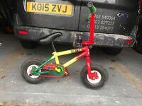 Mini Rocker BMX bike