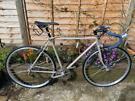 Road Bike  (Triumph) - Single Speed - Size 54. Great looking bike.