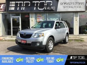 2011 Mazda Tribute GX ** Low Kms, 4 Wheel Drive, Well Equipped *