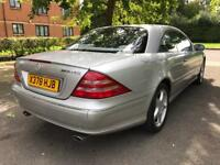 Mercedes CL500 88k **P/X WELCOME**