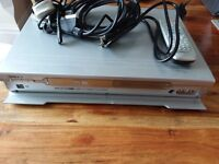 Liteon dual dvd with remote and cable LVW 5045b