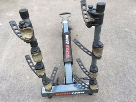Bike Rack for up to 4 bikes (for Towbar)
