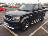 range rover sport autobiography 3.0 tdv6 diesel facelift