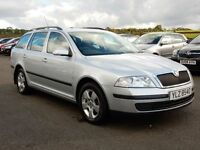 2008 skoda octavia 1,9 tdi ambiente low miles full history motd feb 2017 excellent condition