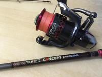 Perfect Lure Rod and Reel combo